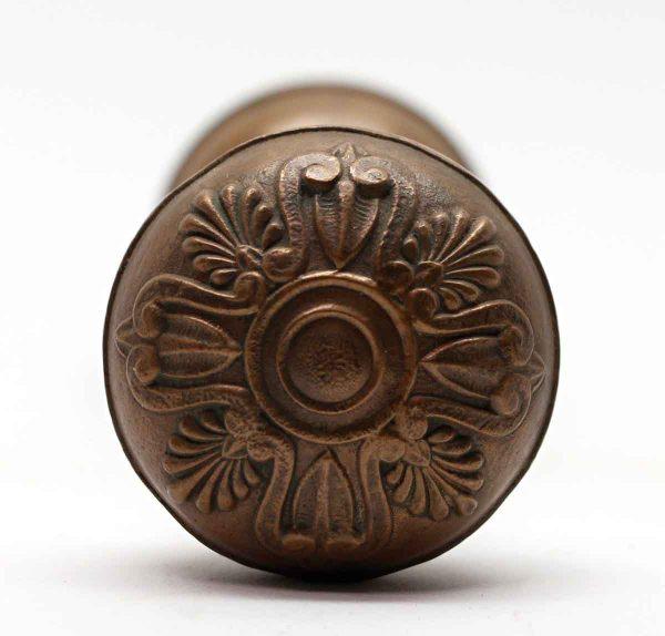 Door Knobs - Antique Greek Yale & Towne Bronze Ephesus Door Knobs