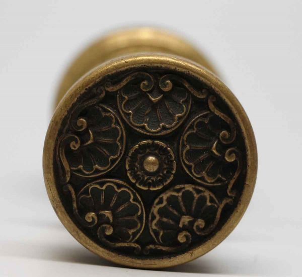 Door Knobs - Bronze Colonial 5 Fold Reading Door Knob Set