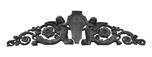 Exterior Materials - Replica Iron Angel Frieze from the New York City Vanderbilt Building