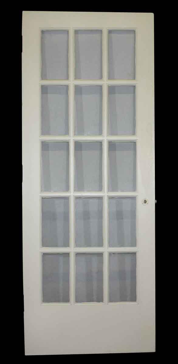 French Doors - Antique Fifteen Lite French Door