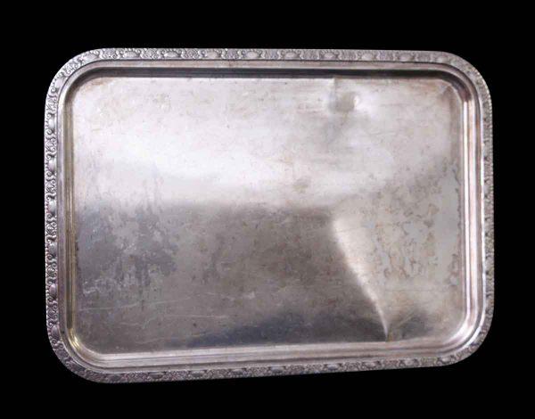 Kitchen - Original Waldorf Astoria Art Deco Silver Plated Serving Tray