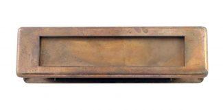 Antique Brass Door Letter Slot