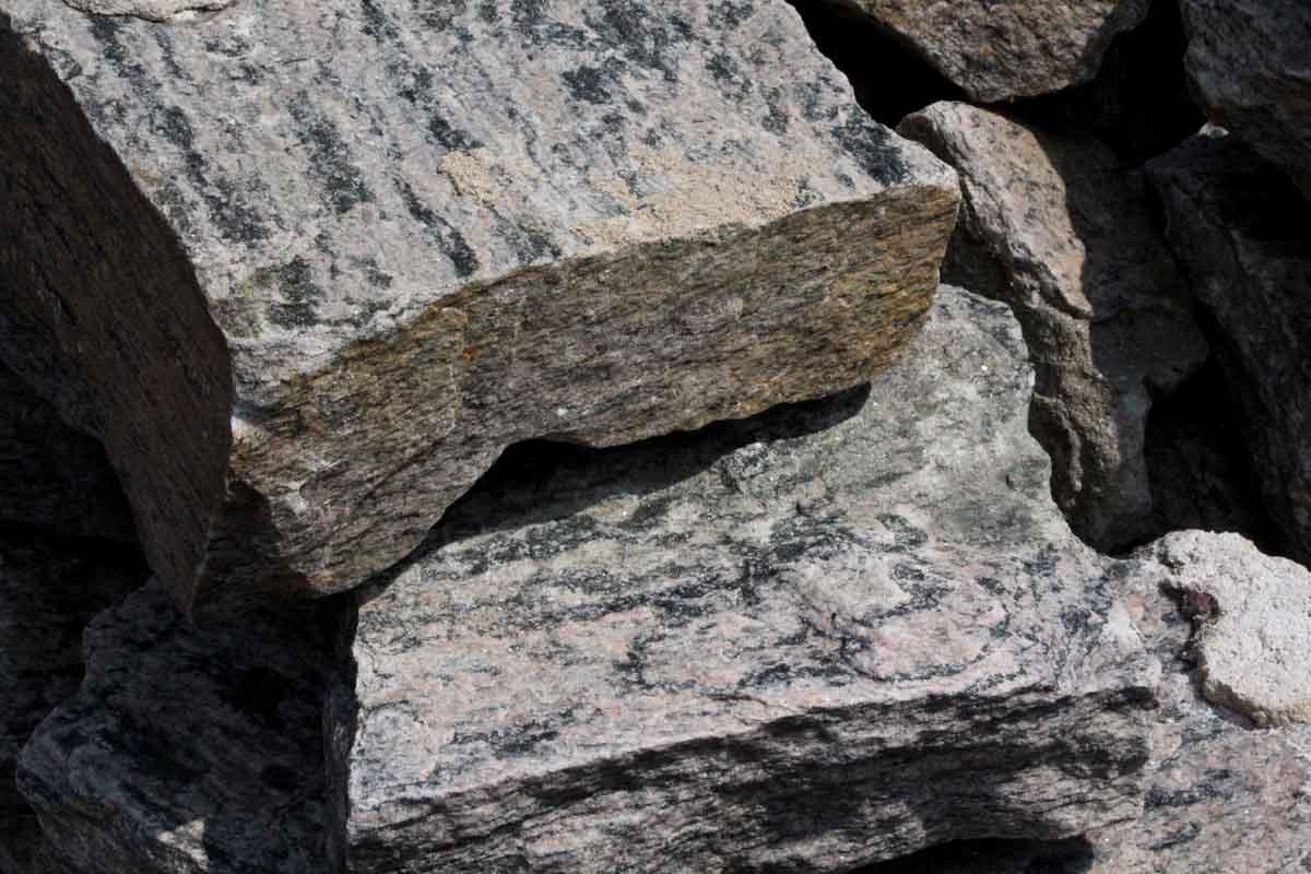 Reclaimed Granite Stone Blocks | Olde Good Things
