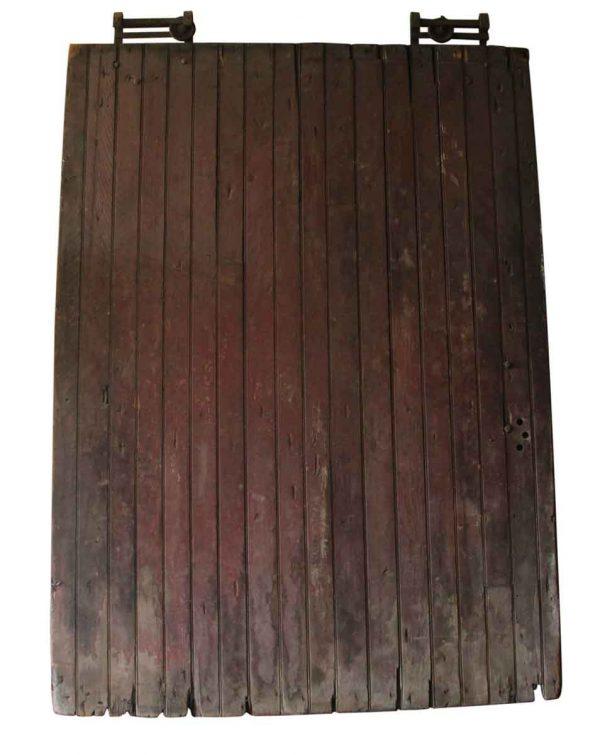 Specialty Doors - Large Rustic Barn Door