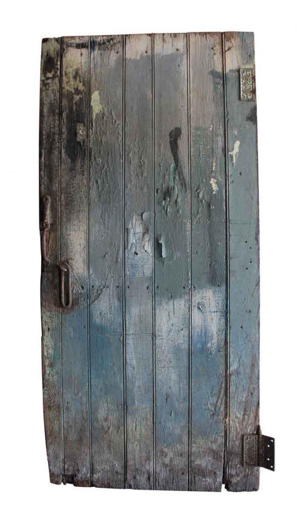 Specialty Doors - Rustic Weathered Barn Door