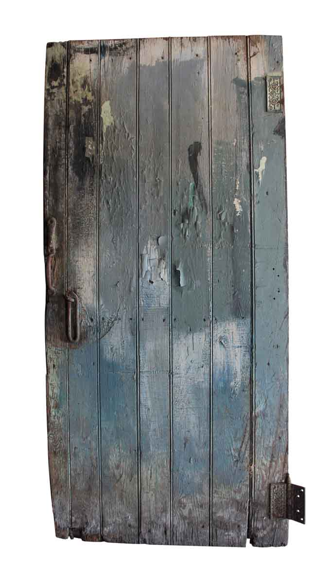 rustic weathered barn door olde good things