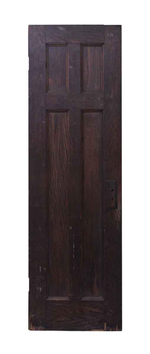 Standard Doors - Dark Wood Tone Antique Door
