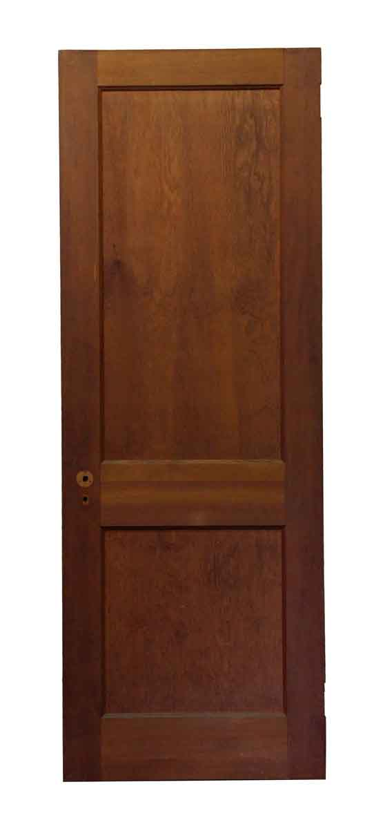 Standard Doors - Double Panel Wooden Antique Door