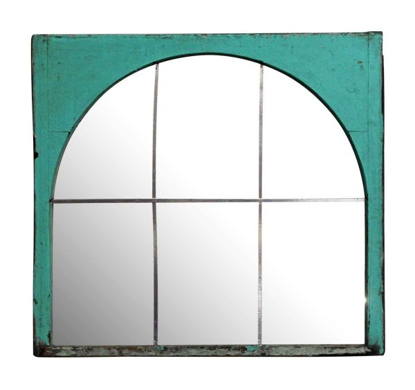 Wood Molding Mirrors - Domino Sugar Building Mirror