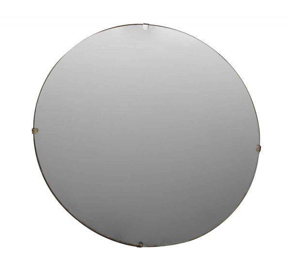 Antique Mirrors - Round Vintage Mirror