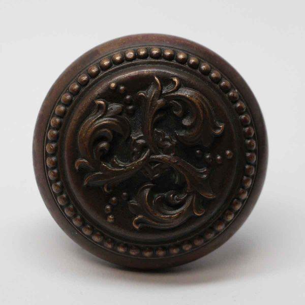 Door Knobs - Antique English Renaissance Russell & Erwin Harrington Door Knob