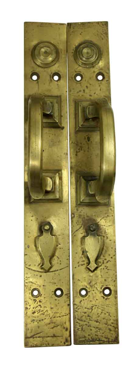 Door Pulls - Matching Brass Door Pulls