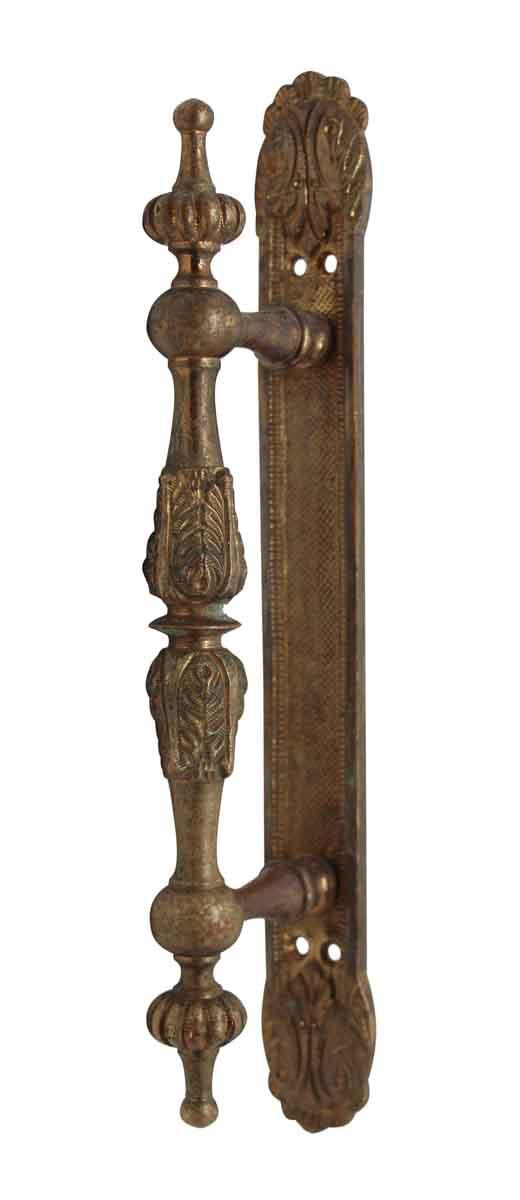 Door Pulls - Spanish Bronze Ornate Door Handle