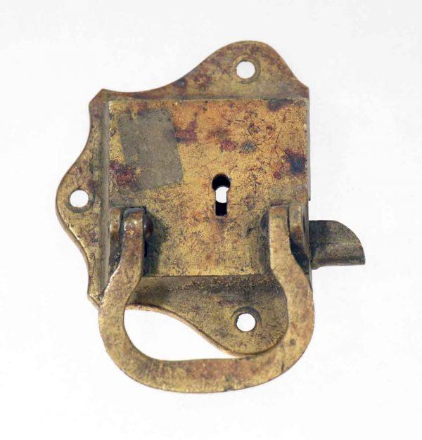 Ice Box Hardware - Classic Brass Ice Box Latch