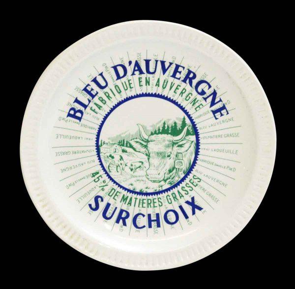 Kitchen - Bleu D'auvergne Surchoix Cheese Plate