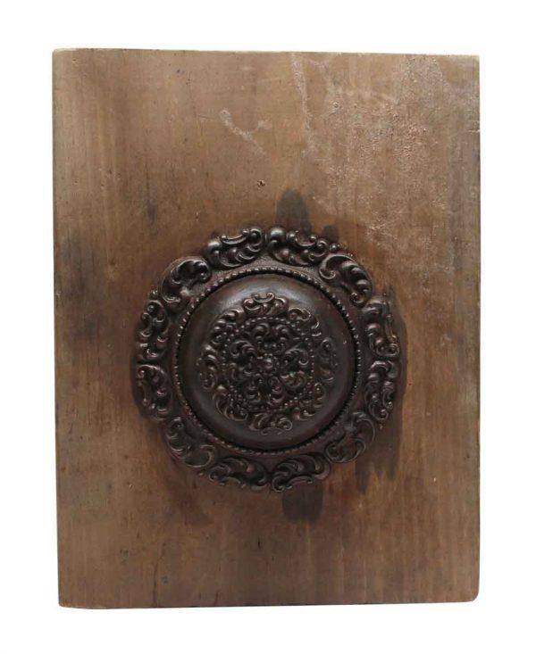 Knockers & Door Bells - Ornate Victorian Cast Iron Bell