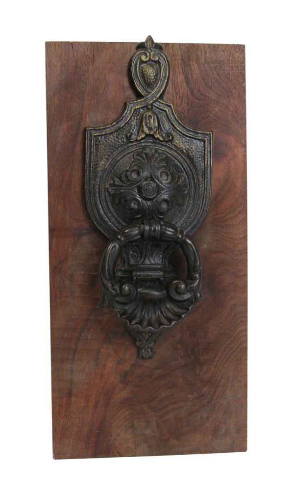 Knockers & Door Bells - Victorian Cast Iron Door Knocker