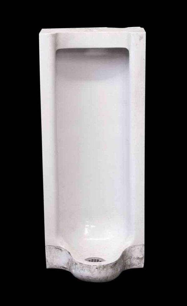 Bathroom - Salvaged Vintage White Urinal