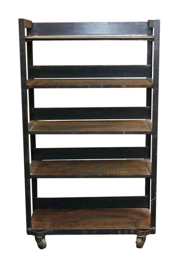 Carts - Original Steel Frame Rolling Cart or Bookcase