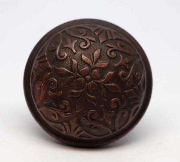 Door Knobs - Bronze Lockwood 4 Fold Cairo Door Knob