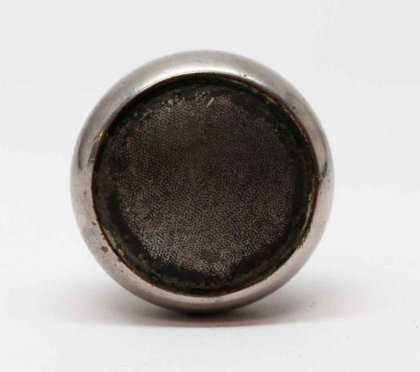Door Knobs - Nickel Plated Bronze Door Knob with Attached Spindle