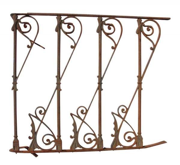Gates - Unique Decorative Wrought Iron Gate