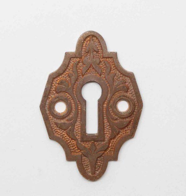 Keyhole Covers - Antique Bronze Aesthetic Keyhole
