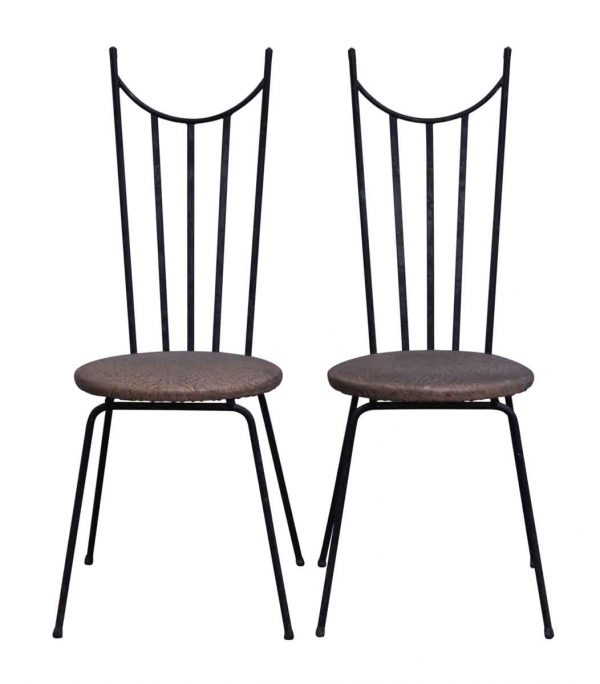 Kitchen & Dining - Pair of 1950s Kitchen Chairs