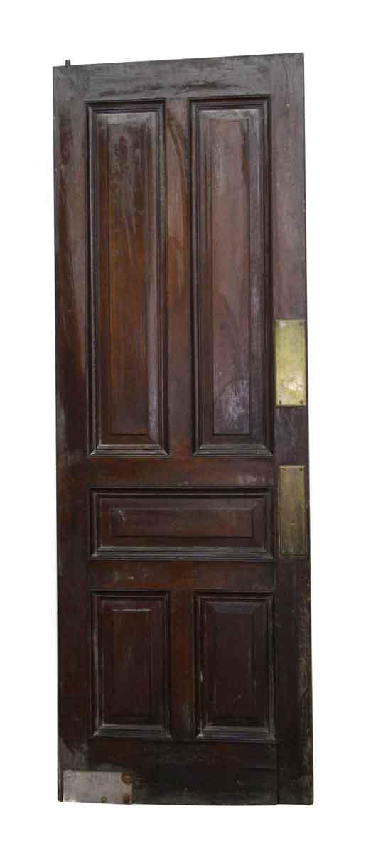 Standard Doors - American Chestnut Five Panel Kitchen Swing Door
