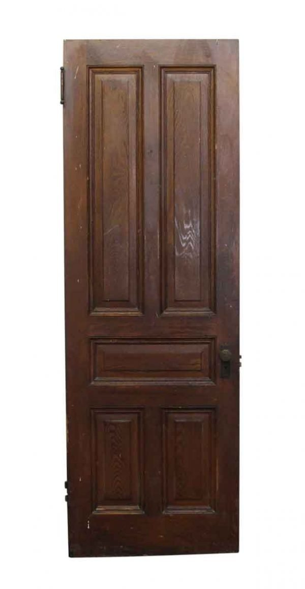 Standard Doors - Raised Panel American Chestnut Doors