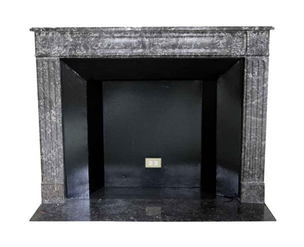 Waldorf Astoria - Waldorf Astoria Dark Green Marble Mantel