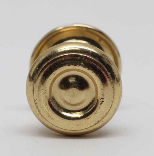 Waldorf Astoria - Waldorf Cast Brass Concentric Cabinet Knob