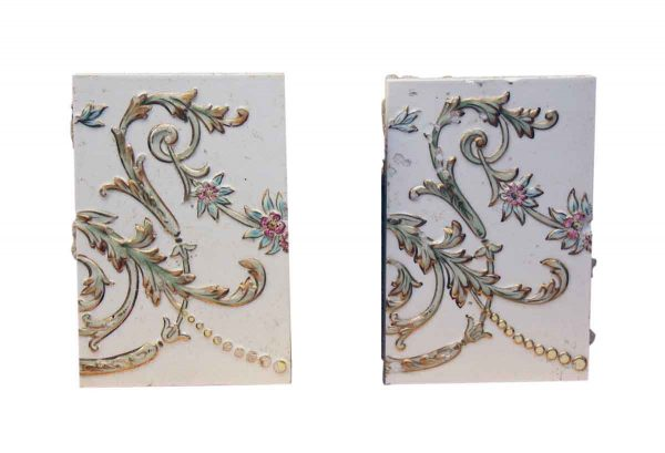 Collectors Tiles - Salvaged Tiles from the Sterling Hotel