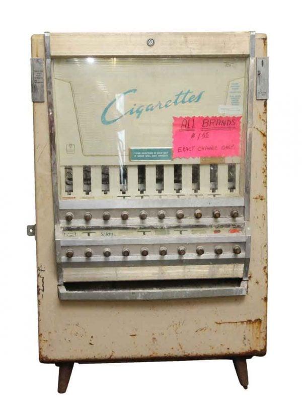 Commercial Furniture - 1950's Vintage Cigarette Machine