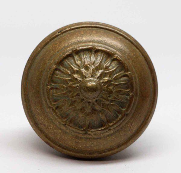 Door Knobs - Bronze Radial Olympus Corbin Passage Door Knob
