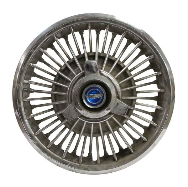 Car Fronts & Parts - Vintage Used Ford Galaxie Hubcap