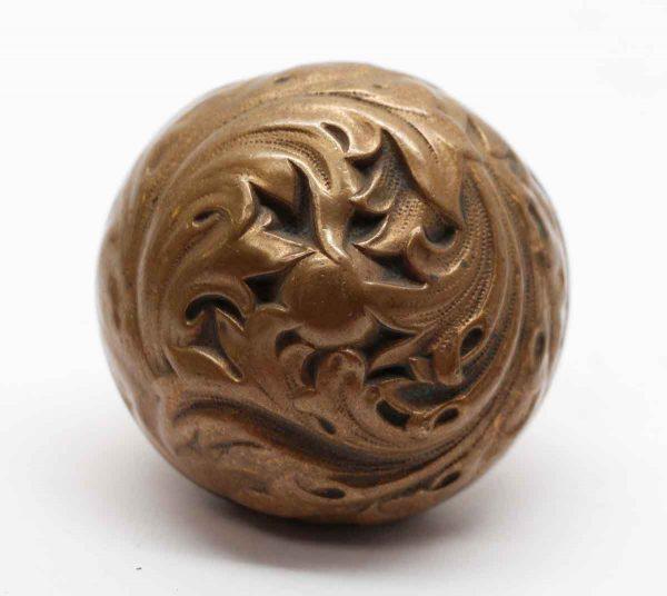 Door Knobs - Antique Bronze Romanesque Corbin Dresden Door Knob