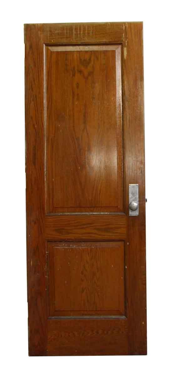 Standard Doors - Double Raised Panel Wooden Door