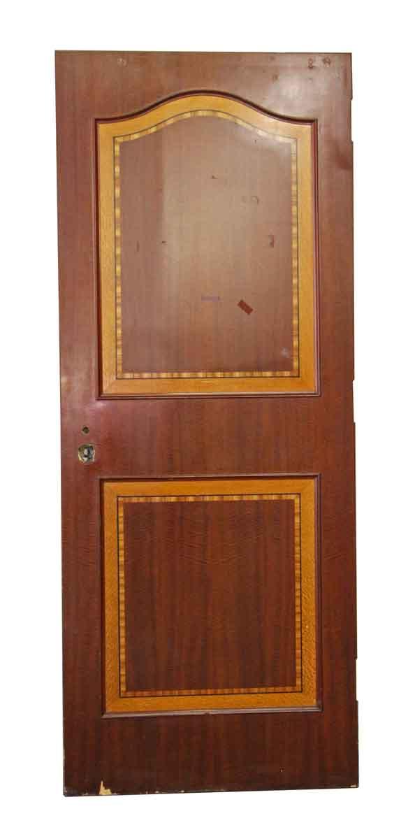 Standard Doors - French Style Two Panel Wooden Door from The Waldorf Astoria