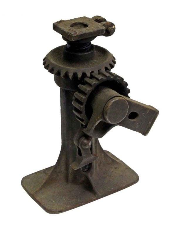 Tools - Vintage Black Cast Iron Jack