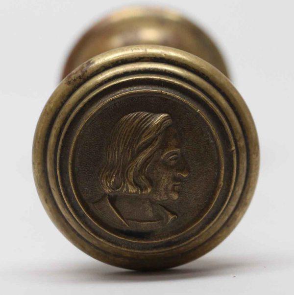 Door Knobs - Russell & Erwin Brass Christopher Columbus Door Knobs