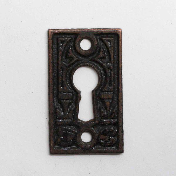 Keyhole Covers - Cast Iron Aesthetic Keyhole Plate