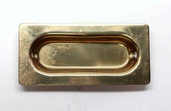 Window Hardware - Classic Polished Brass Sash Lift