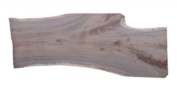 Live Edge Wood Slabs - 12 Foot Walnut Slab 4G