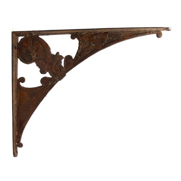 Shelf & Sign Brackets - Cast Iron Decorative Bracket