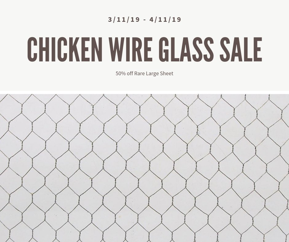 Chicken-Wire-Glass-Sale