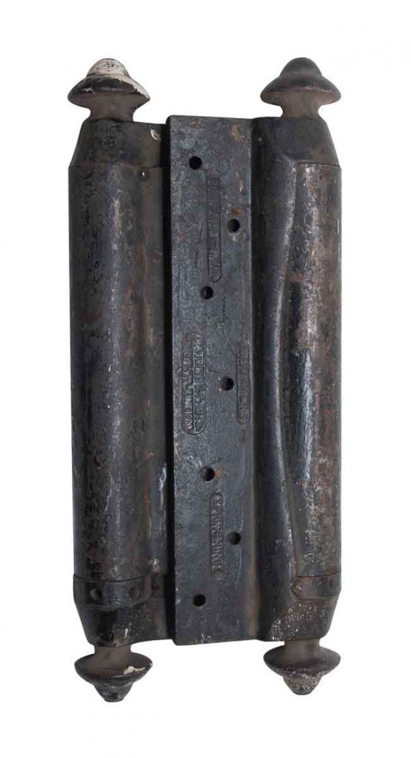 Door Hinges - Cast Iron Heavy Industrial Bommer Hinge
