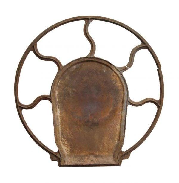 Industrial - Cast Iron Wheel Machine Part