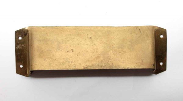 Mail Hardware - Brass Antique Mail Slot