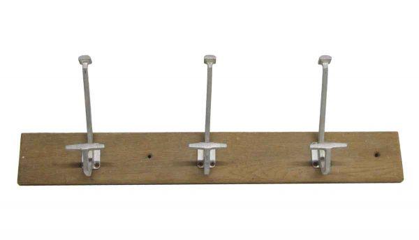 Racks - Triple Aluminum Hook Rack